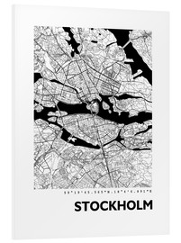 Forex  City map of Stockholm - 44spaces