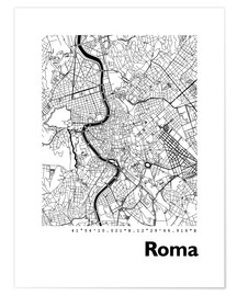 44spaces - Map of Rome