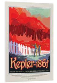 Forex  Retro Space Travel - Kepler186f