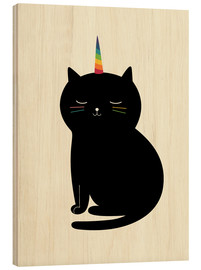 Wood  Caticorn - Andy Westface