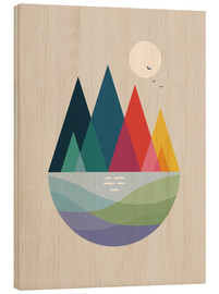 Wood  Somewhere - Andy Westface