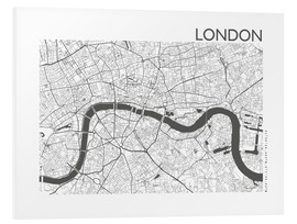 44spaces - City map of London