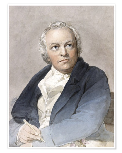 Premium poster William Blake