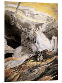 William Blake - Death on a Pale Horse