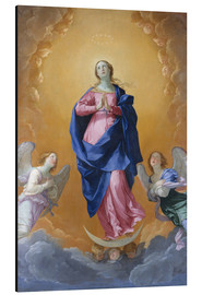 Aluminium print  the Immaculate Conception - Dominikos Theotokopoulos (El Greco)