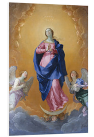 Forex  the Immaculate Conception - Dominikos Theotokopoulos (El Greco)