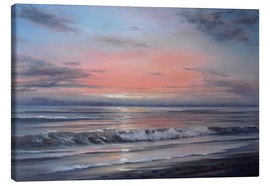 Canvas print  Evening harmony - Ludmilla Gittel