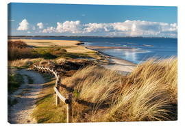 Canvas print  Sylt pure nature - Nordbilder