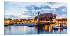 Aluminium print  Council in Constance on Lake Constance - Dieterich Fotografie