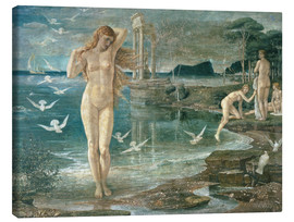 Canvas  the renaissance of venus - Walter Crane