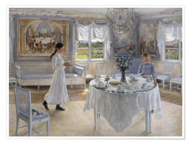 Premium poster  Name day - Fanny Brate