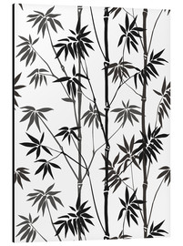 Bamboo black white
