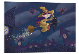 Forex  Little witch - Leonora Camusso