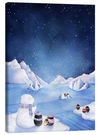 Canvas print  Stars of the Antarctic - Rebecca Richards