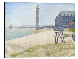 Georges Seurat - Lighthouse in Honfleur