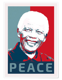Alex Saberi - Nelson Mandela Peace and Hope
