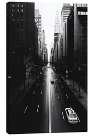 Canvas  Streets of New York (42nd street - Tudor City) - Sascha Kilmer