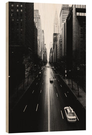 Wood  Streets of New York (42nd street - Tudor City) - Sascha Kilmer
