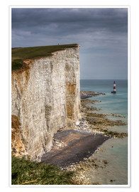 Premium poster Beachy Head