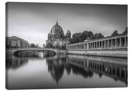 Canvas print  berliner dome - Thomas Wegner