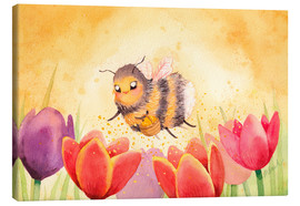 Canvas  Bumblebee - Michelle Beech