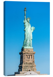 Jan Christopher Becke - Statue of Liberty on Liberty Island, New York City, USA