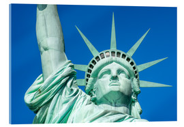 Acrylic print  Statue of Liberty in New York City, USA - Jan Christopher Becke