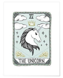 Premium poster The Unicorn