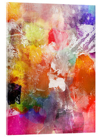 Acrylic print  Club of Roses III - Wolfgang Rieger