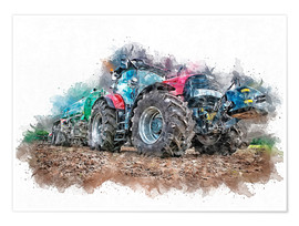 Peter Roder -  tractor