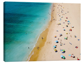 Radu Bercan - Summer holidays on the beach in the Algarve