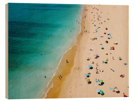 Wood  Summer holidays on the beach in the Algarve - Radu Bercan
