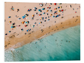 Forex  Vacationers on the beach in Lagos, Portugal - Radu Bercan