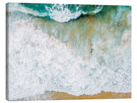 Canvas  Ocean waves - Radu Bercan