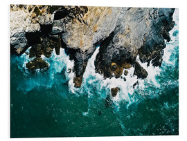 Radu Bercan - The sea on the Algarve coast