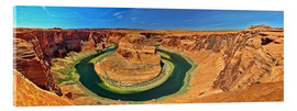 Acrylic glass  Horseshoe Bend - fotoping