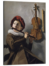 Judith Leyster - Boy playing the Flute