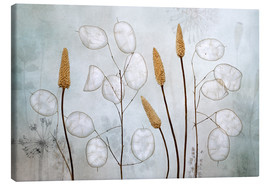 Canvas  Lunaria - Mandy Disher