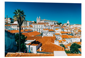 Forex  Panoramic View Of Lisbon Skyline - Radu Bercan