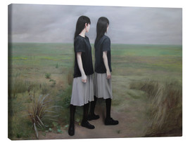 Canvas print  Cancelled Landscape - Xue Ruozhe