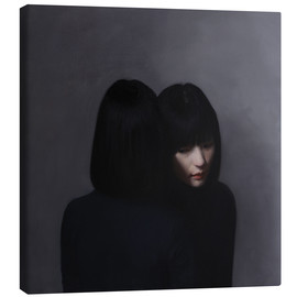Canvas print  Whisper - Xue Ruozhe