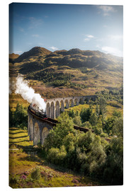 Canvas print  Bridge from the Harry Potter films - Sören Bartosch