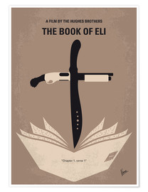 Premium poster The Book Of Eli