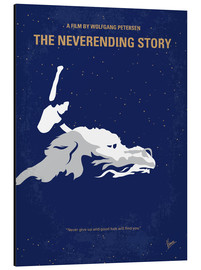 Aluminium print  The Neverending Story - chungkong