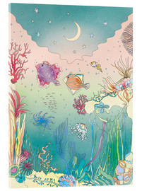 Acrylic print  Under the sea - Ella Tjader