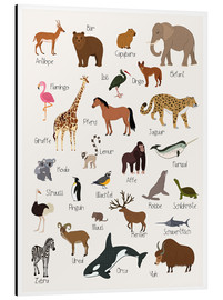 Kidz Collection - Favorite animals - German