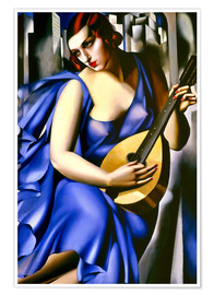 Poster The musician